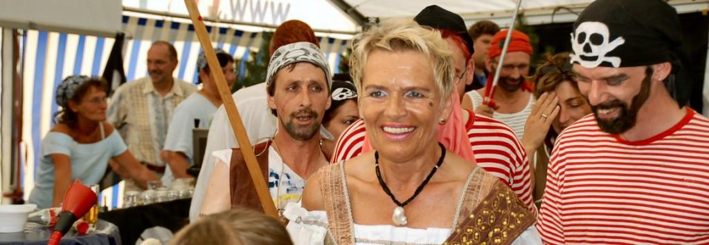 """""""Unser kleines Piratenfest"""""""